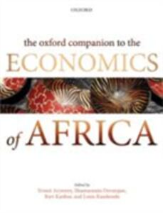 Foto Cover di Oxford Companion to the Economics of Africa, Ebook inglese di  edito da OUP Oxford