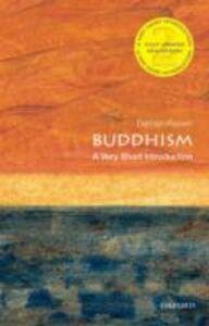 Foto Cover di Buddhism: A Very Short Introduction, Ebook inglese di Damien Keown, edito da OUP Oxford