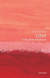 Ebook in inglese Love: A Very Short Introduction de Sousa, Ronald