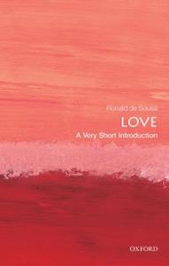 Ebook in inglese Love: A Very Short Introduction de Sousa, Ronald