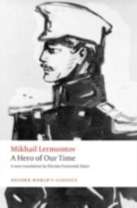 Foto Cover di Hero of Our Time, Ebook inglese di Mikhail Lermontov, edito da OUP Oxford