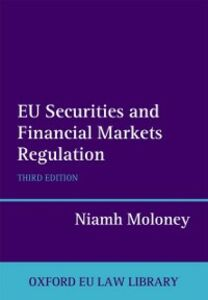 Ebook in inglese EU Securities and Financial Markets Regulation Moloney, Niamh