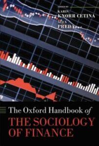 Ebook in inglese Oxford Handbook of the Sociology of Finance -, -