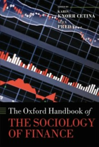 Ebook in inglese Oxford Handbook of the Sociology of Finance -, -
