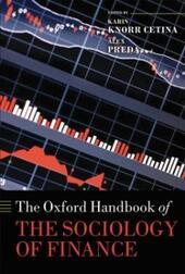 Oxford Handbook of the Sociology of Finance