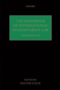 Foto Cover di Handbook of International Humanitarian Law, Ebook inglese di  edito da OUP Oxford