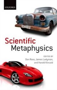 Ebook in inglese Scientific Metaphysics -, -