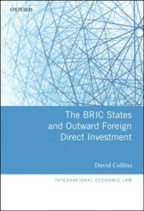 Ebook in inglese BRIC States and Outward Foreign Direct Investment Collins, David