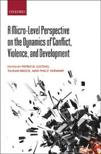 Ebook in inglese Micro-Level Perspective on the Dynamics of Conflict, Violence, and Development -, -