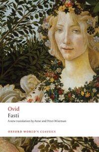 Ebook in inglese Fasti Ovid, Anne