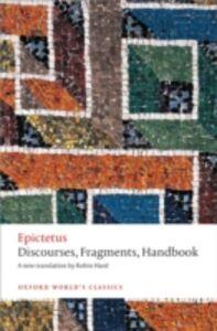 Foto Cover di Discourses, Fragments, Handbook, Ebook inglese di Epictetus Epictetus, edito da OUP Oxford