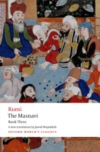 Foto Cover di Masnavi, Book Three, Ebook inglese di Jalal al-Din Rumi, edito da OUP Oxford