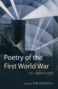 Ebook in inglese Poetry of the First World War: An Anthology