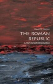 Roman Republic: A Very Short Introduction