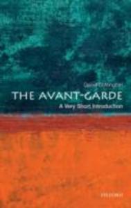Ebook in inglese Avant Garde: A Very Short Introduction Cottington, David