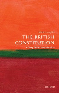 Ebook in inglese British Constitution: A Very Short Introduction Loughlin, Martin