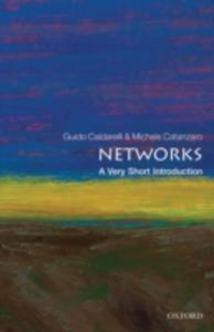 Ebook in inglese Networks: A Very Short Introduction Caldarelli, Guido , Catanzaro, Michele