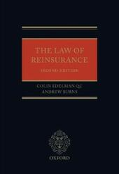 Law of Reinsurance