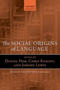 Ebook in inglese Social Origins of Language -, -