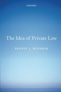 Ebook in inglese Idea of Private Law Weinrib, Ernest J