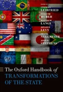 Ebook in inglese Oxford Handbook of Transformations of the State -, -