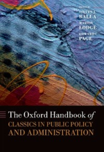 Ebook in inglese Oxford Handbook of Classics in Public Policy and Administration -, -