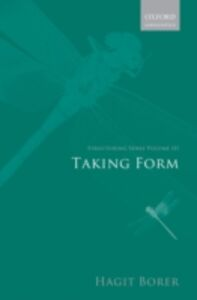 Ebook in inglese Structuring Sense: Volume III: Taking Form Borer, Hagit