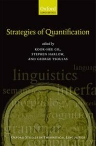 Ebook in inglese Strategies of Quantification -, -