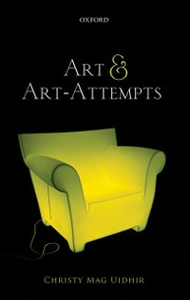 Ebook in inglese Art and Art-Attempts Mag Uidhir, Christy