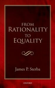 Ebook in inglese From Rationality to Equality Sterba, James P.