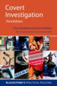 Ebook in inglese Covert Investigation Harfield, Clive , Harfield, Karen