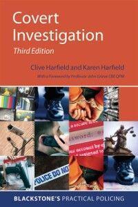 Ebook in inglese Covert Investigation Harfield, Clive , Harfield, Karen