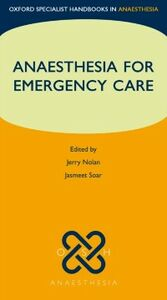 Ebook in inglese Anaesthesia for Emergency Care