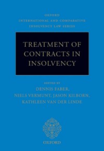 Ebook in inglese Treatment of Contracts in Insolvency -, -