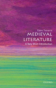 Ebook in inglese Medieval Literature: A Very Short Introduction Treharne, Elaine