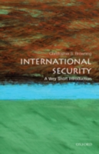 Ebook in inglese International Security: A Very Short Introduction Browning, Christopher S.