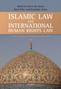 Foto Cover di Islamic Law and International Human Rights Law, Ebook inglese di  edito da OUP Oxford
