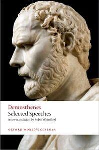 Foto Cover di Selected Speeches, Ebook inglese di Robin Demosthenes, edito da OUP Oxford
