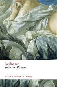 Ebook in inglese Selected Poems Rochester, John Wilmot, Earl of