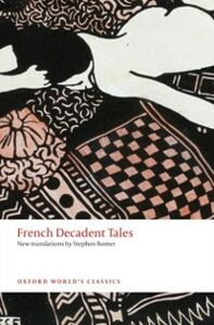 Ebook in inglese French Decadent Tales