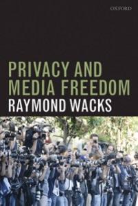 Ebook in inglese Privacy and Media Freedom Wacks, Raymond