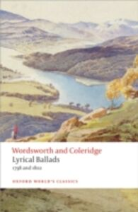 Ebook in inglese Lyrical Ballads: 1798 and 1802 Coleridge, Samuel Taylor , Wordsworth, William