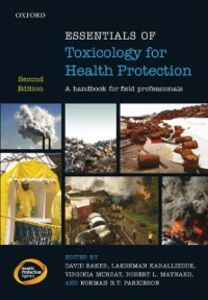 Ebook in inglese Essentials of Toxicology for Health Protection: A handbook for field professionals