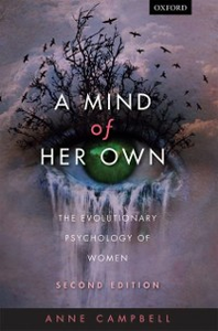 Ebook in inglese Mind Of Her Own: The evolutionary psychology of women Campbell, Anne