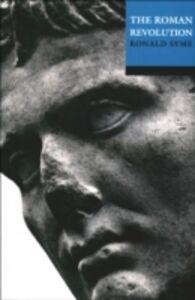 Ebook in inglese Roman Revolution Syme, Ronald
