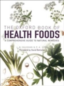 Ebook in inglese Oxford Book of Health Foods Emsley, John