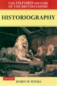 Foto Cover di Oxford History of the British Empire: Volume V: Historiography, Ebook inglese di  edito da OUP Oxford
