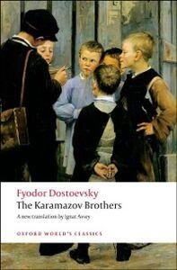 Foto Cover di Karamazov Brothers, Ebook inglese di Fyodor Dostoevsky, edito da OUP Oxford