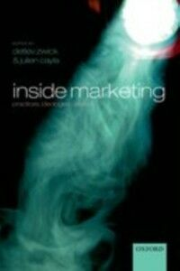 Ebook in inglese Inside Marketing: Practices, Ideologies, Devices