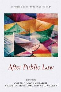 Ebook in inglese After Public Law -, -